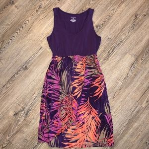Sonoma Sleeveless Light Weight Summer Dress - XS